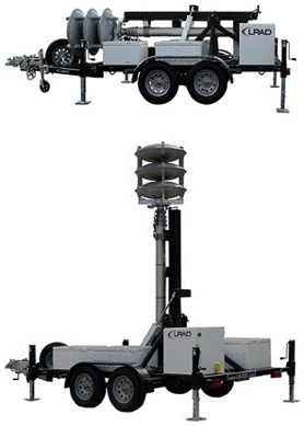 The LRAD Mobile Mass Notification System