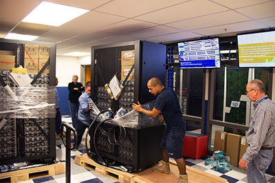 Unboxing El Gato at the University of Arizona Research Data Center