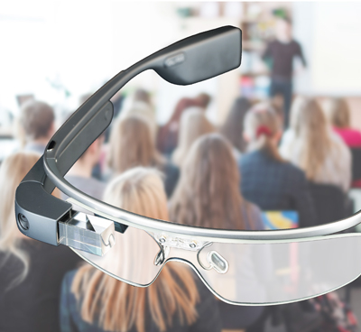 Google Glass in the classroom