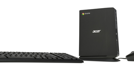 Acer's CXI series will be available beginning late September.