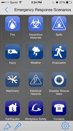 CrisisManager allows school leaders and public safety personnel can develop their own emergency response safety plans and make those available to staff and teachers to load onto their devices.