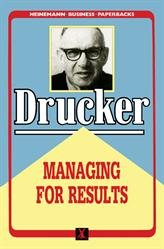drucker managing for results