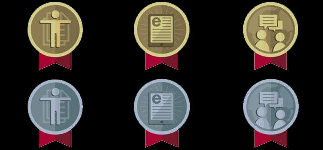 Badges: A New Measure of Professional Development