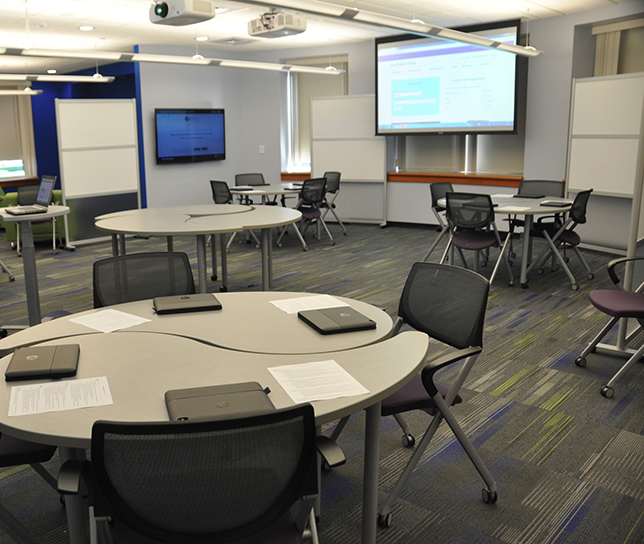 Classroom Design Learning ~ Secrets of active learning classroom design campus
