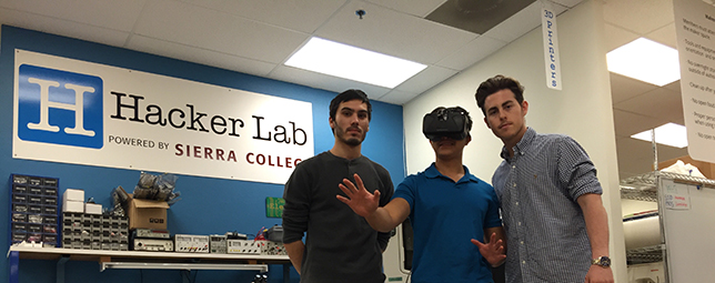 Sierra College Hacker Lab
