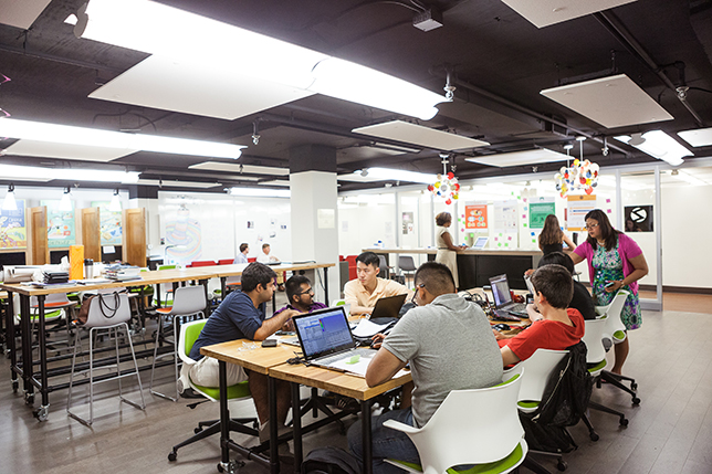 how to launch a campus innovation center campus technology