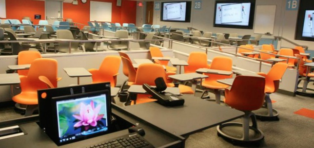 FLEXspace: Sharing the Best of Learning Space Design