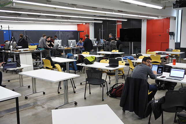 Harvard Classroom Design : Designing learning spaces for innovation campus technology