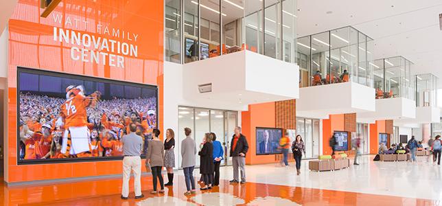 An Innovation Center Built For Flexibility And