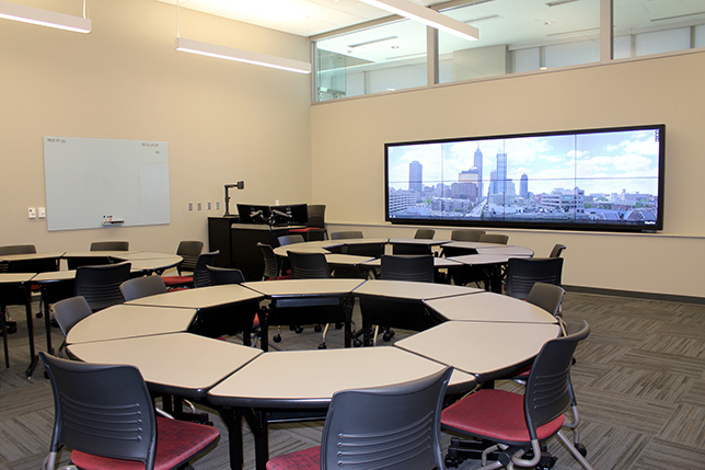 Collaborative Classroom Technology ~ The future of collaboration spaces encompasses video