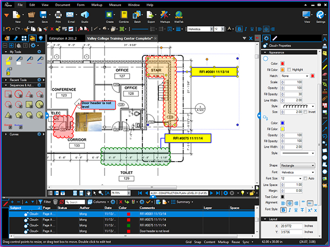 Av design and project management software that makes life easier bluebeam swarovskicordoba Images