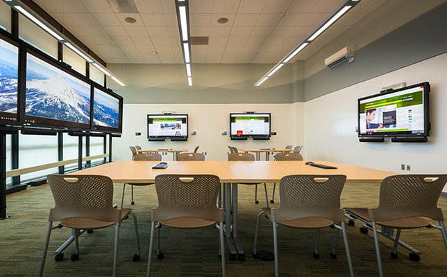 portland state university opens decision theater campus technology