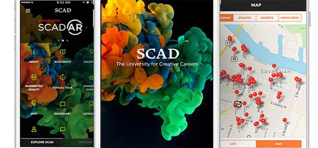 Savannah College of Art and Design Introduces AR-Trackable Catalog