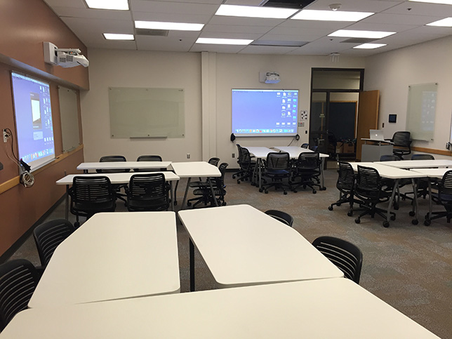 Classroom Av Design ~ Big trends and little ones in higher ed av campus