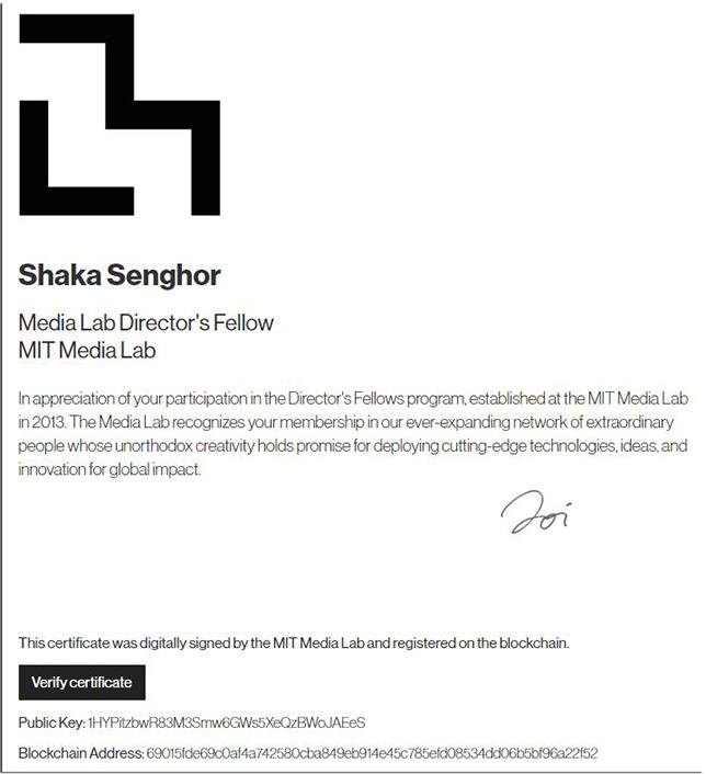 Mit Certificate Programs - Best Design Sertificate 2018