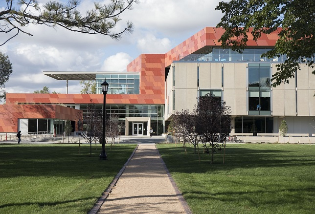 Revamped Colorado College Library Packs A Sustainability Wallop