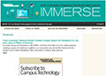 IMMERSE newsletter