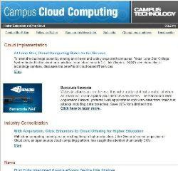 Campus Cloud Computing