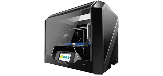 New Dremel 3D Printer Supports Remote Build Management with Visual Monitoring