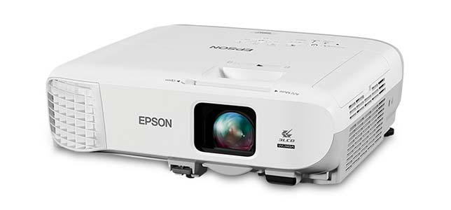Epson has launched nine new projectors in its PowerLite series designed specifically for use in K-12 classrooms.