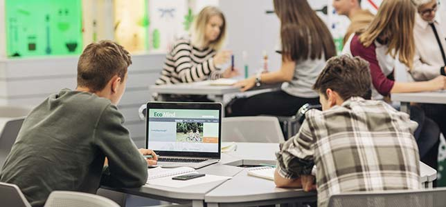 Cyberlearning Research Report Peeks into Future of Ed Tech