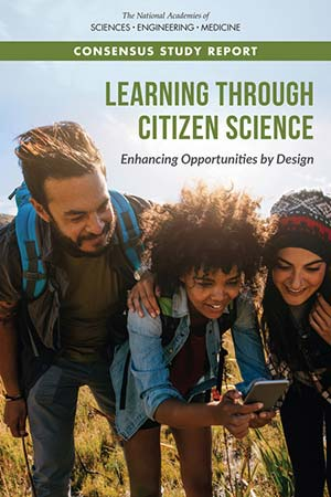 Developing Citizen Science Projects to Help People Learn