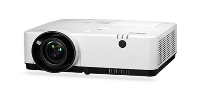 Entry-Level NEC Projectors Deliver 15,000 Hours of Lamp Life
