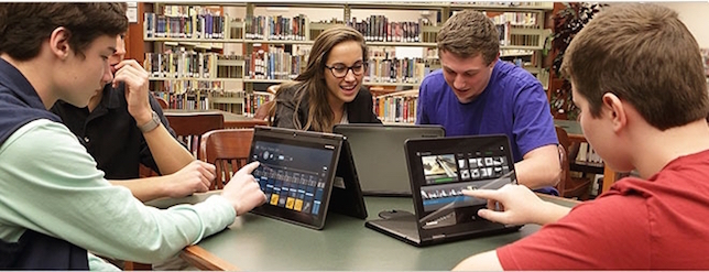 Collaborative Teaching With Students ~ Lenovo to add student collaboration tools updated
