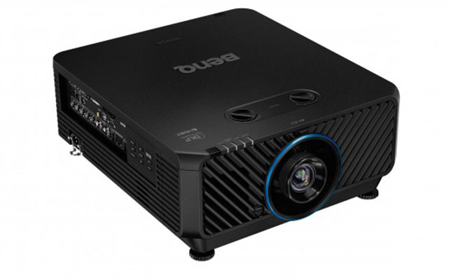 BlueCore DLP laser projector, the LU9715