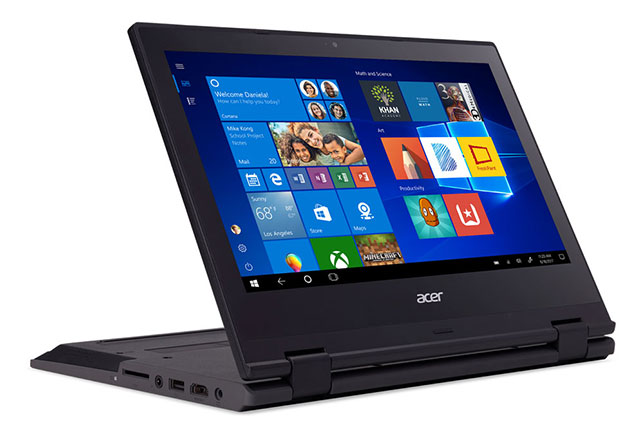 Acer TravelMate Spin