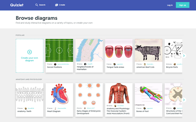 New quizlet feature lets students customize study materials with new quizlet feature lets students customize study materials with pictures ccuart Choice Image